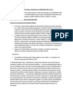 Análisis de Forma y Fondo Del Caso 1506014505