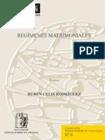 Regimenes Matrimoniales Celiz Rodriguez