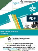 3. SENA Bilingue 2016-2018 Info Para Inducción