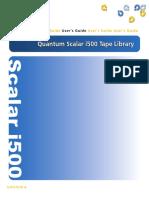 Quantum Scalar i500
