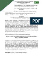 Variabilidade Espacial Do Rendimento e Da Qualidade Fisiológica de Sementes de Soja Em Um Campo de Produção Comercial