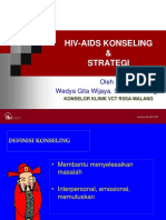 HIV AIDS Conseling