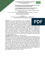 Potencial de Coagulação_floculação de Moringa Oleifera Lam Como Coagulante Em Efluente de Abatedouro