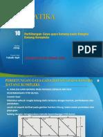 PPT Statika [TM10]