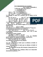 2015 Proyecto Numeros NUMEROS Congruencia Para Prueba