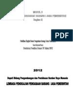 Modul 3 Persiapan Pengadaan Barang_jasa Pemerintah__bagian II