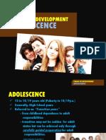 Adolescence 1.0