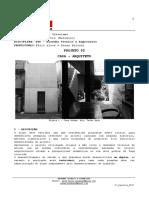 UNIPLAN_DTE_2°2017_ROTEIRO_02_CASA_ARQUITETO