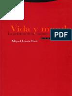 BARO, MIGUEL GARCIA. Vida y mundo - la prática de la Fenomenología.pdf
