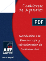 Aiep Introduccion a La Farmacologia