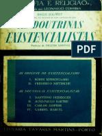 Régis Jolivet - As Doutrinas Existencialistas