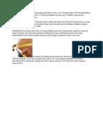 Prevelensi Gemuk Dan Obesitas Pada Penduduk Di Atas Usia 18 Tahun Tahun 2010 Menunjukkan Angka Cukup Tinggi
