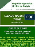 Legado Natural Del Tipnis