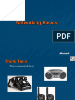 N+ Networking Basics