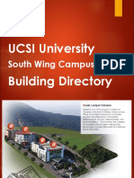 UCSI  2017 Building Directory