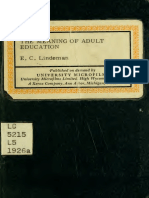 The Meaning of Adult Education - E.C. Lindeman.pdf