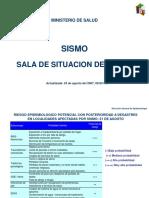 Terremoto Ica 0800 Hrs 24-08-07
