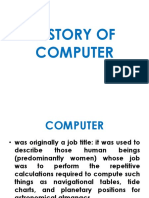 History of Computer (1)