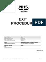 Hr ExitProcedure