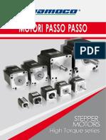 Motori Passo Passo Pamoco 004-2017