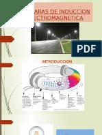 Lámparas de Inducción Magnética Exp