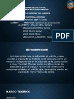 Diapositivas Ladrillo Tea Adobe