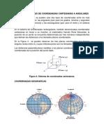 Transformaciones de Coordenadas Cartesianas a Angulares