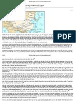 Vấn Đề Biên Giới Nga-Trung Thời Kỳ Chiến Tranh Lạnh - The Observer