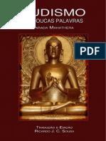 Budismo Em Poucas Palavras Narada Mahathera