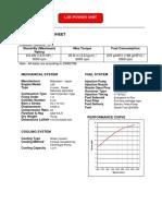 01 Mitsubishi l2E Spec Sheet