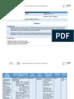 Planeación Didáctica - Unidad 2- Canales de Venta