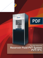 Reservoir Fluid Pvt System