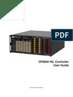 OP8660 User Manual