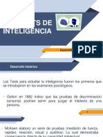 Tests de Intelligencia