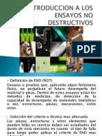 Introduccion a Los Ensayos No Destructivos 2016