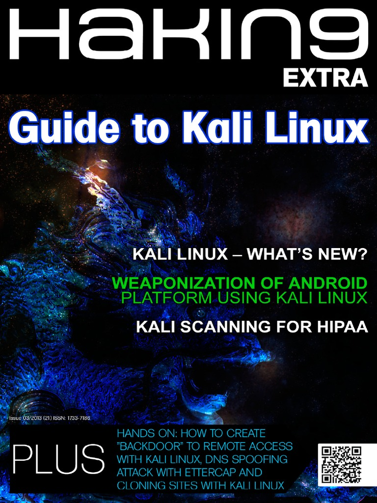 Guide To Kali Linux pdf | Android (Operating System