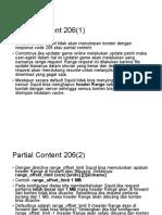 Partial Content 206