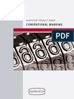 Conventional Marking English