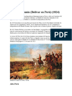 Batalla de Junín