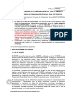 Formato - Convenio de Colaboración Mútua 2017