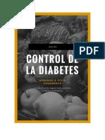 Salud con diabetes