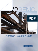Nitrogen Rejection Units