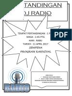 Iklan Dj Radio