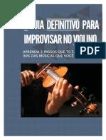 eBook - O Guia Definitivo Para Improvisar No Violino