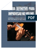 eBook - O Guia Definitivo Para Improvisar No Violino