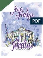 Programa Feria y Fiestas 2017
