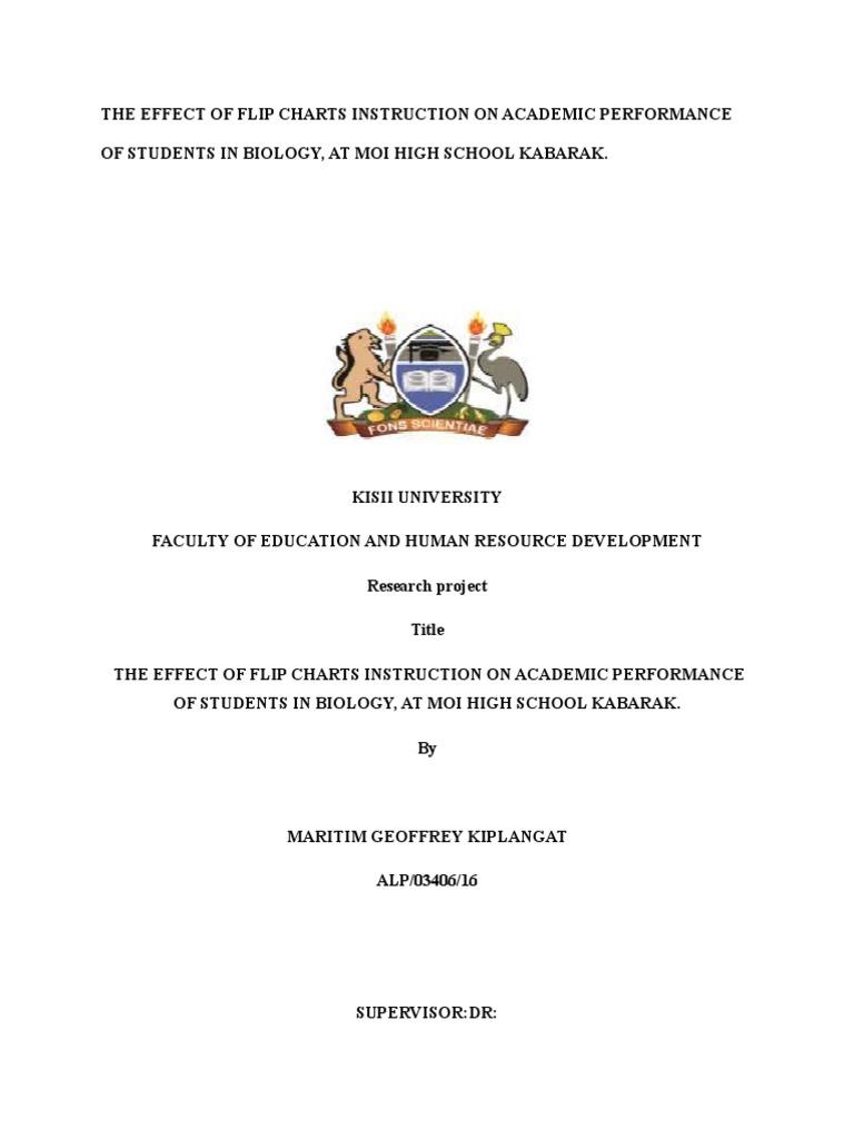Project,Kisii University Biology Mm | Teachers | Classroom