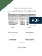 Berkas Peradilan Semu Kasus Penggelapan Dalam Jabatan