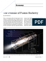 Eir - The Promise of Fusion Rocketry