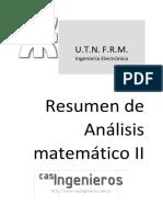 Resumen Analisis Mat II